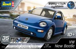 REVELL 1/24 Vw New Beetle