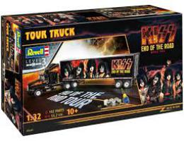 REVELL 1/32 Kiss Tour Truck