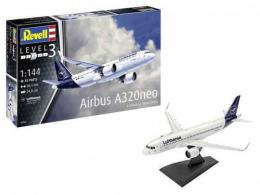 REVELL 1/144 Model Set  Airbus A320 Neo Luft