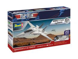 REVELL 1/72  F-14 Tomcat Maverick Top gun Plastic Model kit