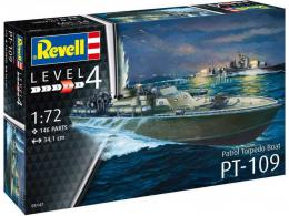 1/72  Model Set Patrol Torpedo Boat PT-109