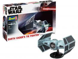 REVELL Star Wars Darth Vaders TIE Fighter Sci-Fi