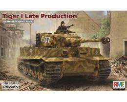 RYE FIELD 1/35 Tiger I Late Production
