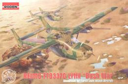 RODEN 1/32 Ftb337G Lynx Bush War