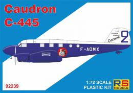 RS MODEL 1/72 Caudron C-445/C-448