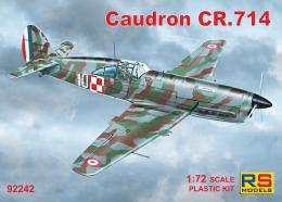 RS MODEL 1/72 Caudron CR.174