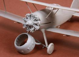 SBS 1/48 Gladiator Mk.I/Mk.II Engine&cowl.set (RDN/ED)