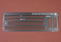 SBS MODEL 1/48 Grumman J2F-5 Duck Rigging wires for MERIT