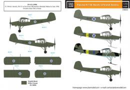 SBS 1/48 Decal Fiesler Fi 156 Storch (Finnish Service)