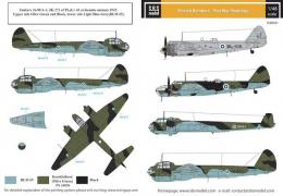 SBS 1/48 Decal Finnish Bombers - Post War Markings