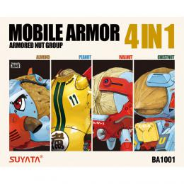 SUYATA Mobile Armor 4 in 1 - Armored Nut Group