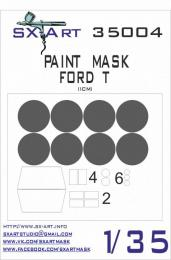 SX-ART 1/35 Mask Ford T Painting Mask for ICM