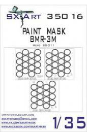 SX-ART 1/35 Mask BMR-3M Painting Mask for MENG SS011