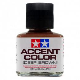 87210 Accent Color Wash (Dark Red-Brown)
