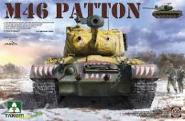 TAKOM 1/35 U.S Medium Tank M-46 Patton