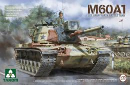 TAKOM 1/35 M60A1 U.S. Army Main Battle Tank