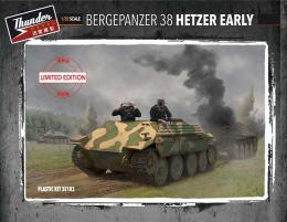 THUNDER MODEL 1/35  Bergehetzer Early Special Edition