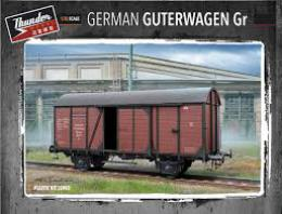 THUNDER MODEL 1/35 German Güterwagen Gr