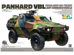 TIGER MODEL 1/35 French Panhard VBL Light Armored Vehicle