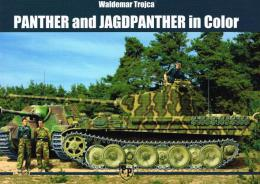 TROJCA Panther and Jagdpanther in Color