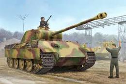 TRUMPETER 1/16 Pz.Kpfw V Panther Ausf. G