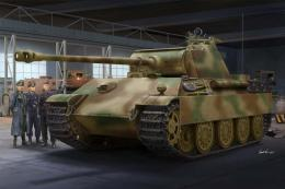 TRUMPETER 1/16 SdKfz 171 Pz.Kpfw V Panther Ausf.G-late vers