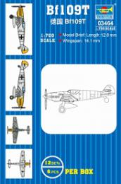 TRUMPETER 1/700 Bf 109T