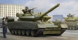 TRUMPETER 1/35 Russian T-80BVM MBT(Marine Corps)