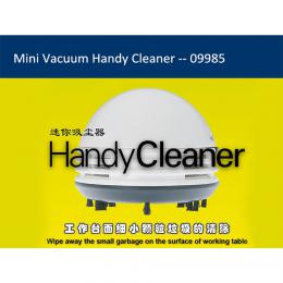 TRUMPETER Master Tools 09985 Vacuum Handy Cleaner