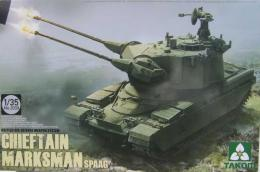 TAKOM 1/35 2039 Chieftain Marksman British AA Systém