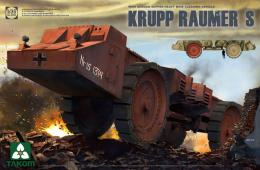 TAKOM 1/35 2053 Super Heavy Mine Cleaning Veh. KRUPP