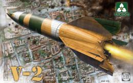 TAKOM 1/35 2075 Single Ballistic Missile V-2