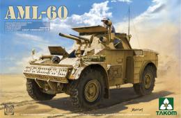 TAKOM 1/35 2084 French Light Armored Car AML-60