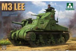 TAKOM 1/35 2085 US Tank M3 Lee Early