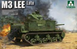 TAKOM 1/35 2087 US Tank M3 Lee Late