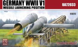MODELCOLLECT 1/72 Germany WWII V1 Missile
