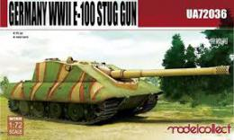 MODELCOLLECT 1/72 German WWII E-100 Super Heavy Tank Destroyer