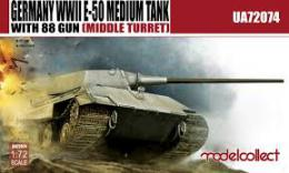 MODELCOLLECT 1/72 Germany WWII E-50 Medium Tank