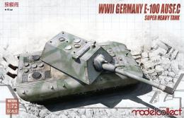 MODELCOLLECT 1/72 Germany WWII E-100 with Krupp