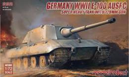 MODELCOLLECT 1/72 Germany WWII E-100 Ausf. C