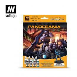 VALLEJO MODEL COLOR Infantry Exclusive Panoceania Set