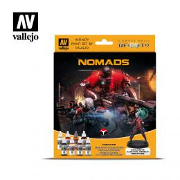 VALLEJO 70233 Nomads Infinity Set Exclusive 8x17ml