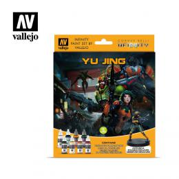 VALLEJO 70235 Yu Jing Infinity Set 8x17ml