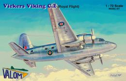 1/72 Vickers Viking C.2 (Royal Flight)