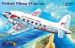 1/72 Vickers Viking 1A (BEA, EAS)