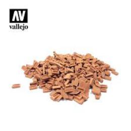 VALLEJO SC232 Diorama Accessories Coloured Bricks 1/35