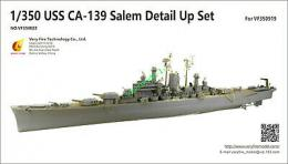 VERY FIRE VF350022 1/350 USS Salem CA-139 Detail Up Set