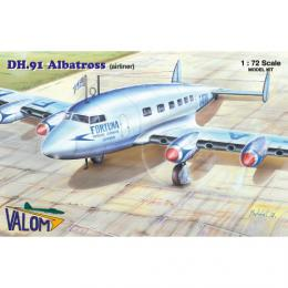 VALOM 1/72  De Havilland DH.91 Albatross (AIRLINER)