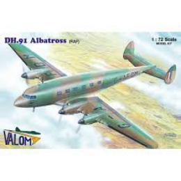 VALOM 1/72  De Havilland DH.91 Albatross (RAF)