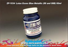 ZERO PAINTS  1034  Farba Lotus Essex Blue 60Ml